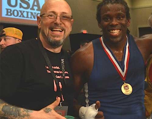 Ambassador Boxer Cam Awesome