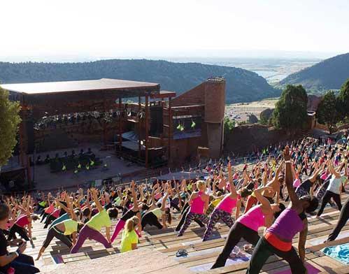 Yoga on the Rocks Blog