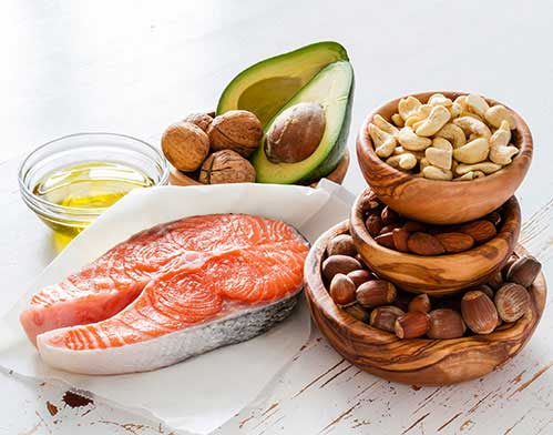 Eat Fat and Cut the Carbs Health Article