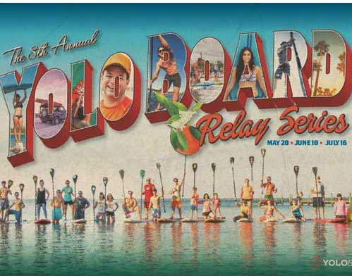 Garden of Life Sponsors the 2015 YOLO Relay Race