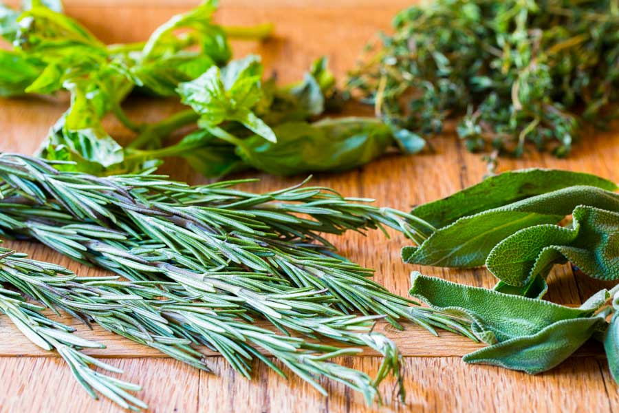 Organic Herb Glossary Health Benefits They Can Provide