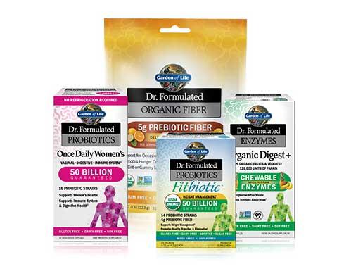 Dr. Formulated Probiotics