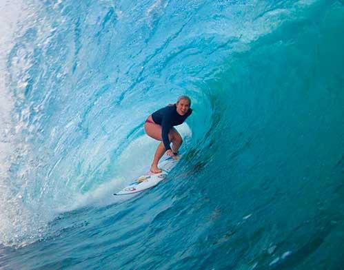 Brand Ambassador Professional Surfer Bethanie Hamilton