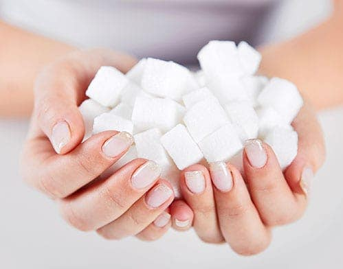 Is it ok to eat sugar?