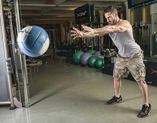 Don Saladino Workout