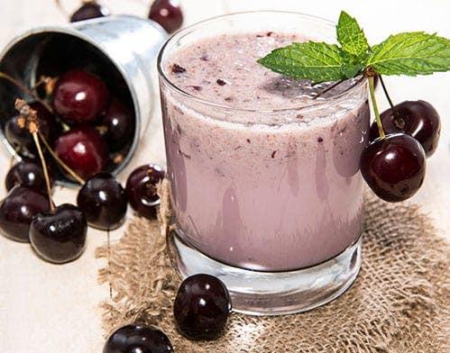 Cherry Delicious Smoothie