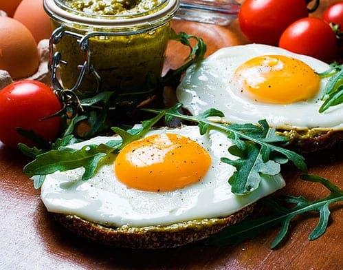 Egg-citing Breakfast