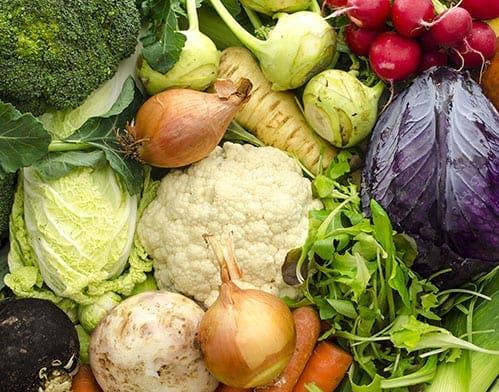 Fluoride in Non-Organic Food