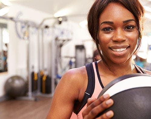 Medicine Ball Use it and Lose it