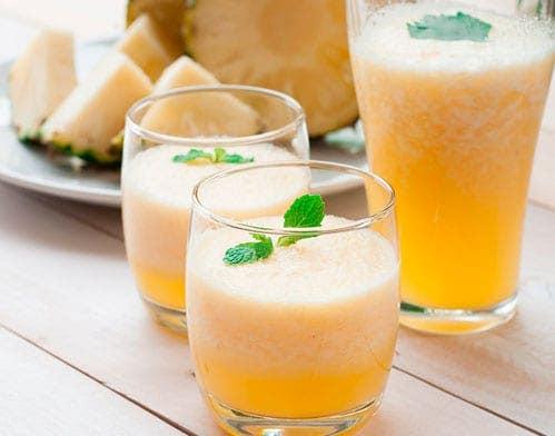 Pineapple Treasure Smoothie