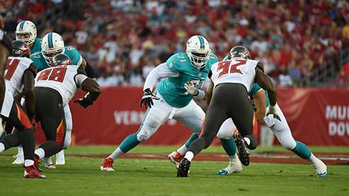 Branden Albert - Miami Dolphins