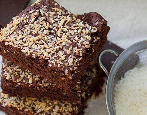Chocolate Chunky Brownies