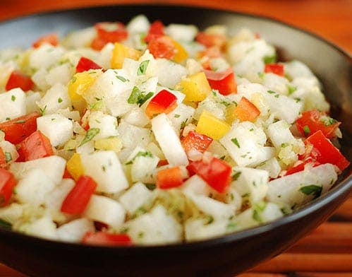 jicama party salad