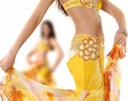 try belly dancing