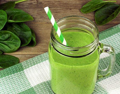 mr. clean smoothie recipe