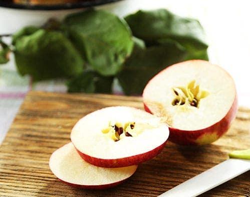 apple stacks recipe