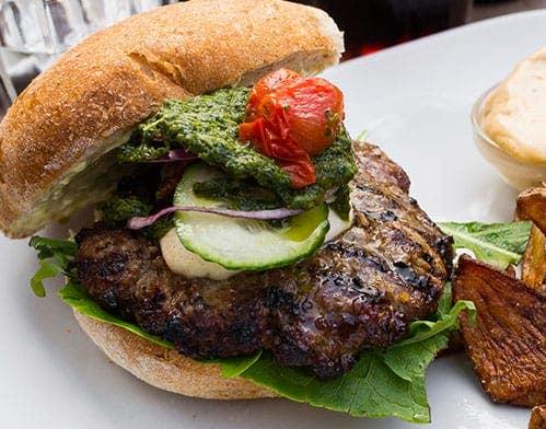 burger perfecto