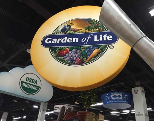 Garden of Life Expo West Event
