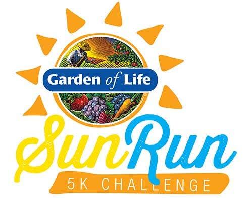garden of life sun run 5k challenge