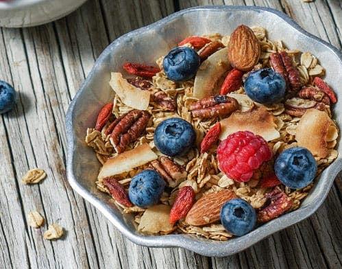 Gwenola Cereal Recipe