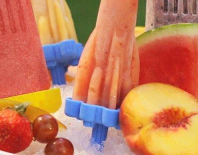Sweet refreshing organic fruit