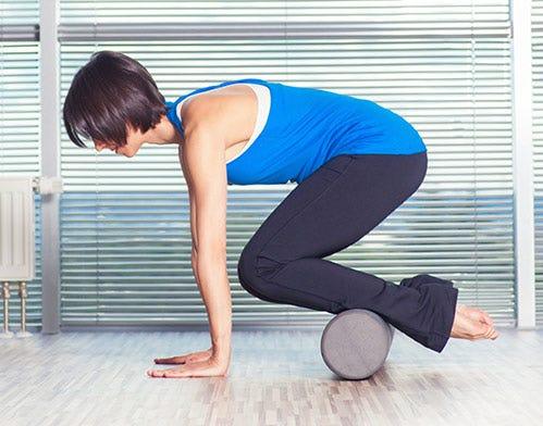 foam roller workout