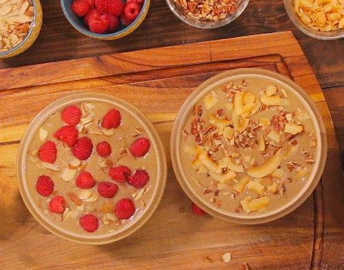 probiotic smoothie bowls
