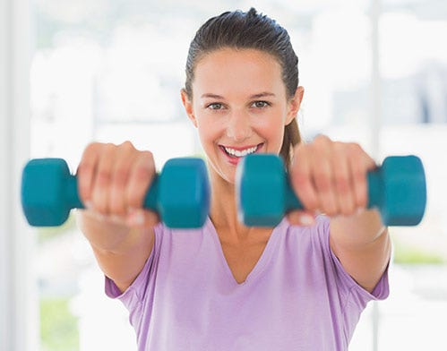 principles of weight training