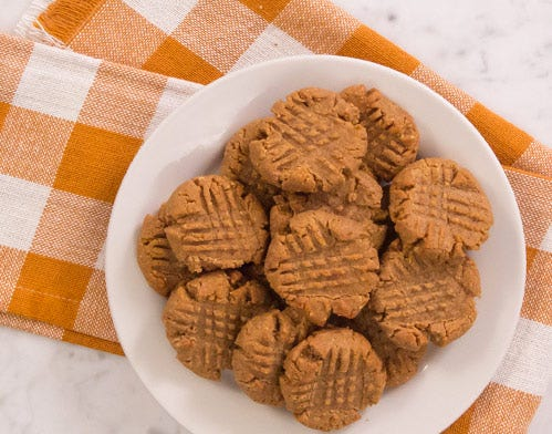 grain free pumpkin peanut butter