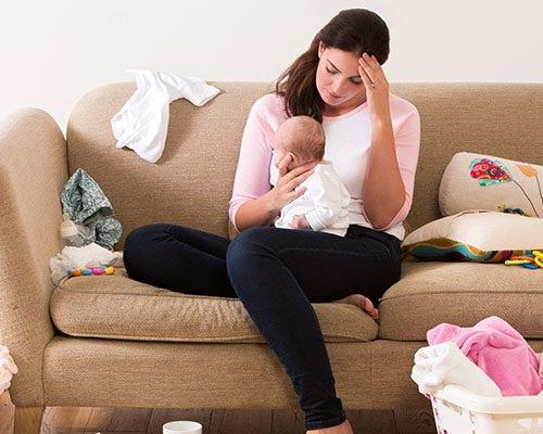 Fight postpartum depression