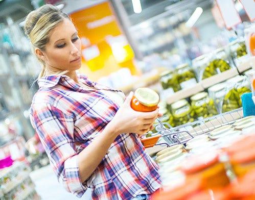 Food expiration dates
