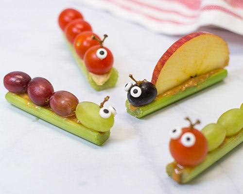 Bug bite snacks