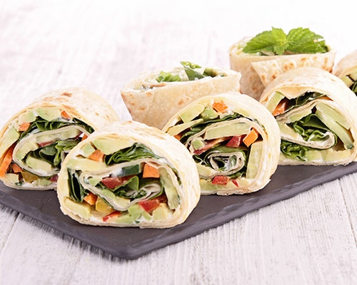 Lunch Roll Ups