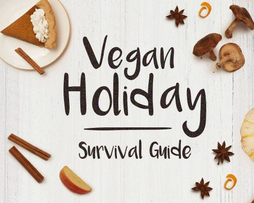 Vegan Holiday Survival Guide