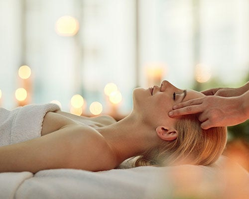 Sweet relief - the many benefits of massage