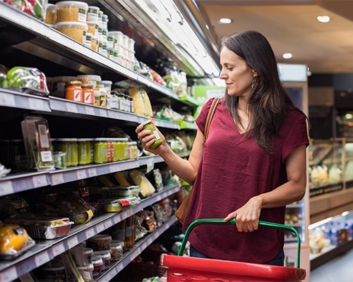 Keeping It Clean—Know your Food Labels