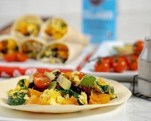 Garden of Life Collagen Breakfast Burrito. Gluten Free, Dairy Free, Soy Free