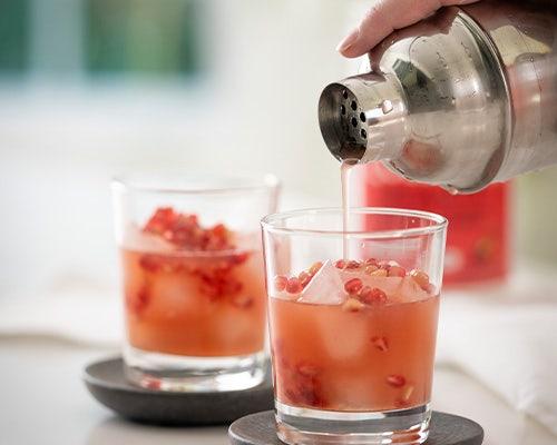 Holiday Mocktail