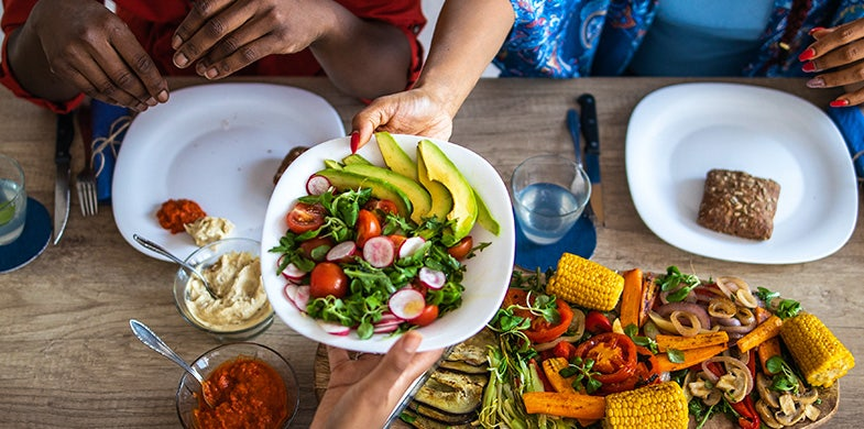 Get the dish on plant-based eating