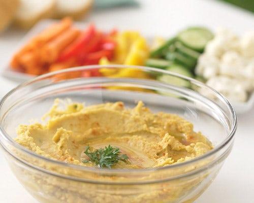 Acorn Squash Hummus