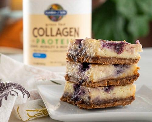 Collagen Swirl Bars