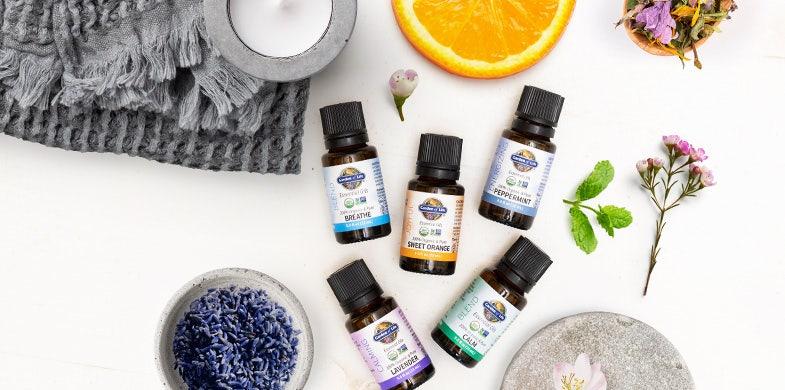 7 Essential Oils for Boosting Mood