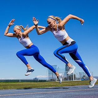 Lauren Reid and Kelly Collins - SissFit