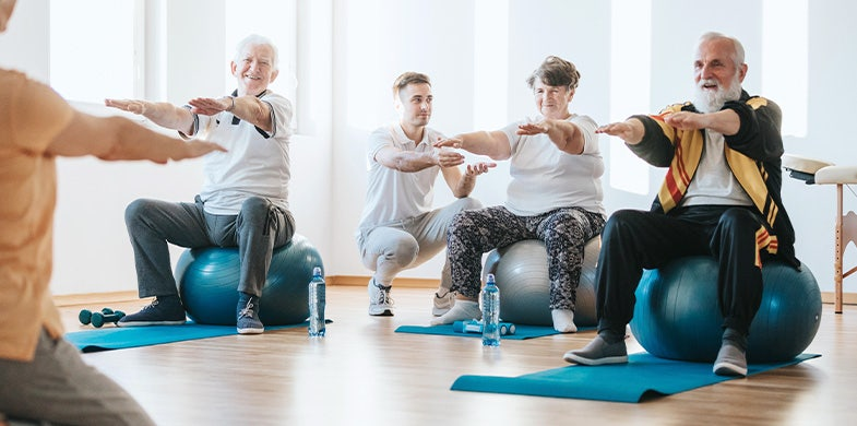 Alzheimer's and Exercise - Protect Your Brain