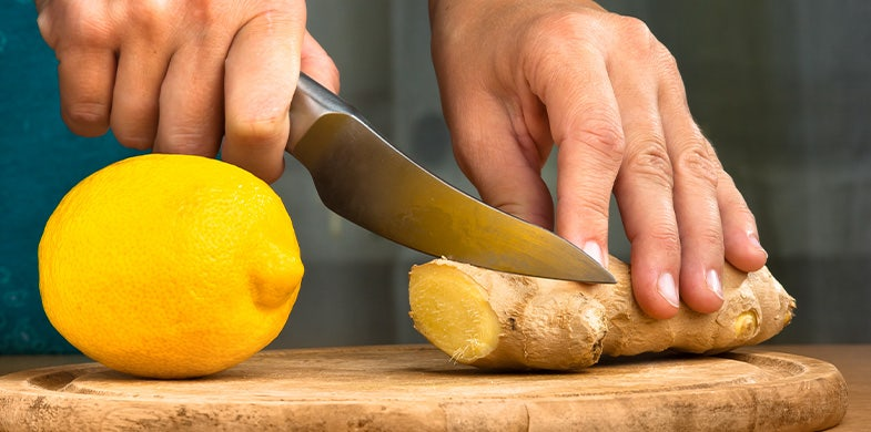 Ginger Adds a Healthy Zing to Life