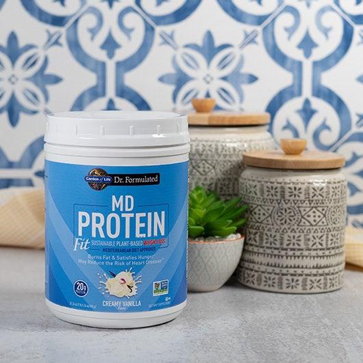 Mediterranean Diet Proteins