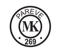 Pareve MK Kosher certified