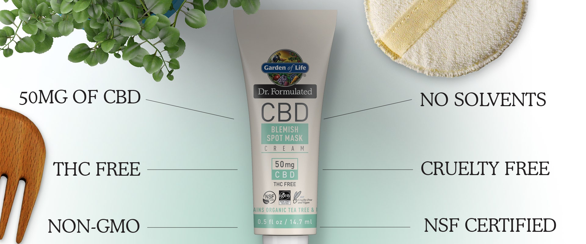 cbd dr formulated by garden of life