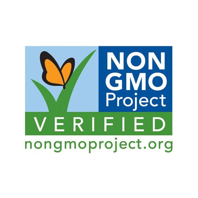 non gmo project verifited