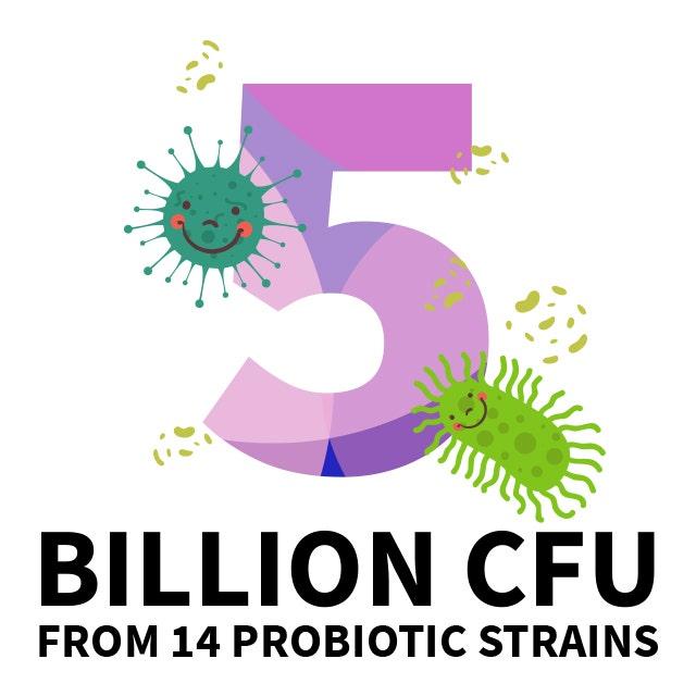 Dr Formulated Kids + Probiotics